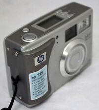 HP PhotoSmart 735 3.2MP Digital Camera with 3x Optical Zoom & 15X Total Zoom