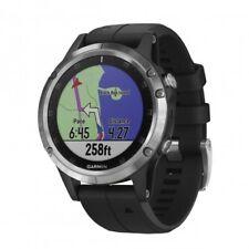 Reloj Pulsera Garmin Fenix 5 PLUS GRIS Correa Negra GPS