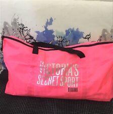 Victoria's Secret Gym Tote Bag Pink/ Black Available