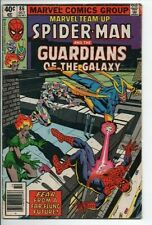 MARVEL COMICS Marvel Team-up #86 VG/FN Spider-Man and Guardians of the Galaxy'79