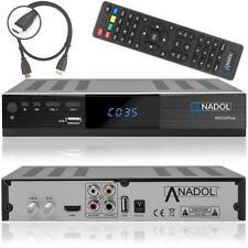 Anadol HD 222 Plus HD HDTV digitaler Satelliten-Receiver (HDTV, DVB-S2, HDMI)