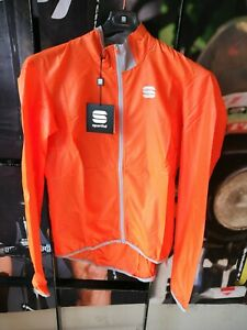 Sportful Women's Hot Pack Easy Light Shower Rain Jacket Large