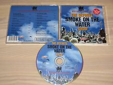 THE DEFINITE SMOKE ON THE WATER SHOW CD - GUITAR WORLD RECORD / ZOUNDS in MINT