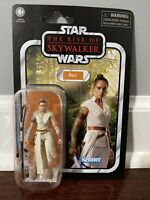 Star Wars The Rise Of Skywalker Vintage Collection Rey VC156 New On Card
