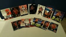 17 Card DA'REL SCOTT Rookie RC Lot - Giants