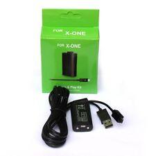 Cavo Di Ricarica + Batteria 2800mah Per Controller Gamepad Xbox One mar
