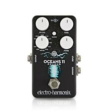 Electro Harmonix Oceans 11 Reverb Effects Pedal