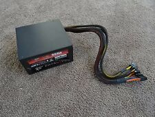 FirePower Fatal1ty 550W 80Plus Semi-Modular Gaming ATX PC Power Supply 550FTY