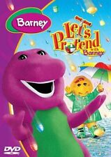 BARNEY - LET'S PRETEND WITH BARNEY (DVD)