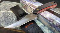 Frost Ocoee River Sharpfinger style Fixed Blade Skinner Knife
