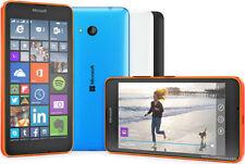 New Original Microsoft Lumia 640 LTE - 8GB - Black (Unlocked) Smartphone 3G GSM
