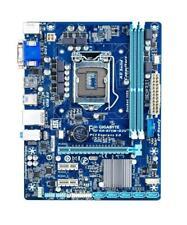 Gigabyte GA-B75M-D2V Rev.1.0 Intel B75 Mainboard Micro ATX Sockel 1155   #34887