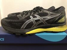 NEW ASICS GEL-NIMBUS 21 MEN'S TRAINERS, SIZE UK 10