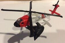 Maisto HH-60J Jayhawk Small Plane Die Cast With Stand