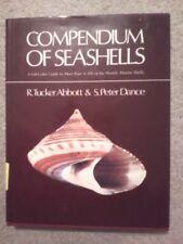 Compendium of Seashells by R. Tucker Abbott