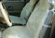 30 pcs Auto Car Repair Service Disposable Plastic Seat Covers-FREE SHIPPING-NEW