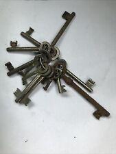 Alter Schlüsselbund Schlüssel Türen