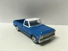 1972 72 Chevy C-10 Cheyenne Collectible 1/64 Scale Diecast Diorama Model