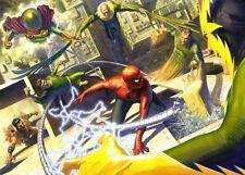 Art Print on Canvas Anime Poster Taos Spider Man Sinister Six Decor Unframed