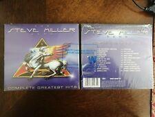 Complete Greatest Hits / Steve Miller (CD, Apr-2013, EMI) NEW