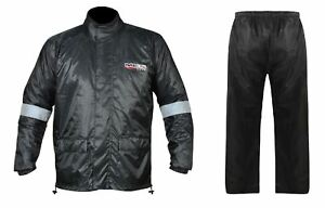 MBSmoto 2pc Waterproof Outdoor jacket and trouser For Motorcycle Bike Scooter