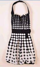 Karen Millen Kleid 38 schwarz-weiß