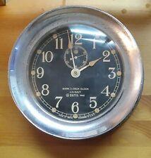 NEW CONDITION US NAVY MKI BOAT CLOCK 1941