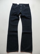 Levi's 507 Bootcut Jeans Hose, W 33 /L 36, NEU ! Dark Indigo Denim, Extra Lang !