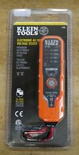 Klein Tools ET40 Electronic AC / DC Voltage Tester and DC Polarity, Includes Bat
