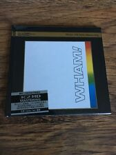 ❣RARE❣SEALED K2HD 24-Bit MASTERING CD•The Final~Wham! (George Michael)