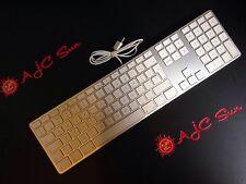 """ORIGINAL  iMac 21""""  27"""" clavier qwertz allemand deutsche suisse KEYBOARD"""