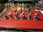 Monster Pack - Nine Different Miniatures - Ghouls, Werewolves, Witches, Zombies
