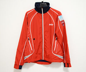 SWIX X TECH Cross Country outdoor JACKET Size Large L
