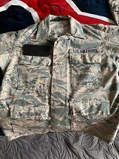 NEW!!! USAF U.S Air Force ABU Airman Battle Uniform coat/pants