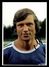 Erwin Galeski Autogrammkarte VFL Bochum Spieler 70er Jahre Original Signiert