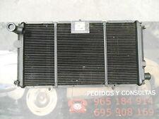 RAM63P3 RADIADOR MOTOR CITROEN C15 1.7D VISA 1.6 GTI COBRE/PLASTICO VALEO 810811