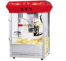 Great Northern All Star GNP-850 Machine - 8 oz Popcorn Maker in Red
