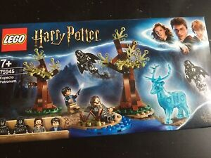 Lego Harry Potter 75945 Expecto Patronum Neuf Jamais Ouvert Sirius Black