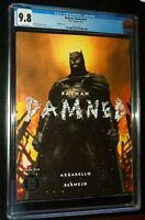 BATMAN DAMNED #2 Variant Cover 2019 DC Comics CGC 9.8 NM/MT White Pages