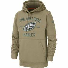 Official 2019 Salute to Service Hoodie Philadelphia Eagles Medium