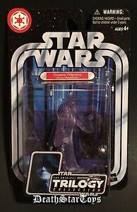 Star Wars 2004 Emperor Palpatine Executor Transmission ESB OTC VOTC Holographic