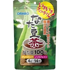 ORIHIRO natamame tea sword bean tea 4g x 14pcs supplement