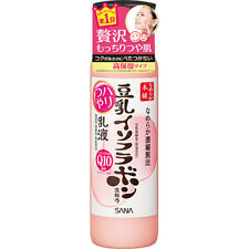 SANA Japan Nameraka Honpo Q10 Soy Milk Moisturizing Milk Emulsion (150ml/5 oz)