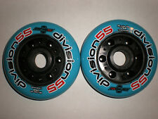 NEW Division55 100mm 87a scooter wheels  2pk     yak, proto envy phoenix
