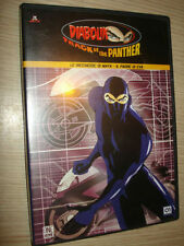 DVD N° 9 DIABOLIK TRACK OF THE PANTHER LE RICCHEZZE DI MAYA IL PADRE DI EVA