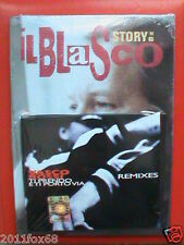 vasco rossi il blasco story n.6 ti prendo e ti porto via remixes CD + Book nuovo