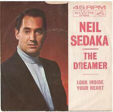 NEIL SEDAKA--PICTURE SLEEVE ONLY---(THE DREAMER)--PS--PIC--SLV