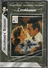 "DVD ""CASABLANCA"" - HUMPHREY BOGART - INGRID BERGMAN neuf sous blister"