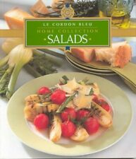 """Le Cordon Bleu"" Home Collection: Salads Paperback Book The Cheap Fast Free Post"