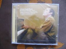 CD GLENN GOULD - Bach , Keyboard Concertos Vol.1 / Sony Classical  (2002)  NEUF